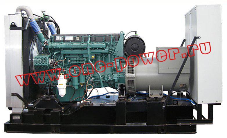 Дизельная электростанция ADV-400 (400 кВт)