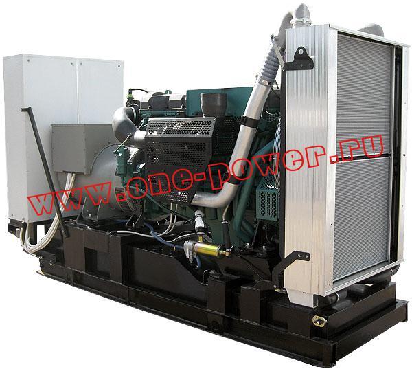 Дизельная электростанция ADV-460, стационарное исполнение
