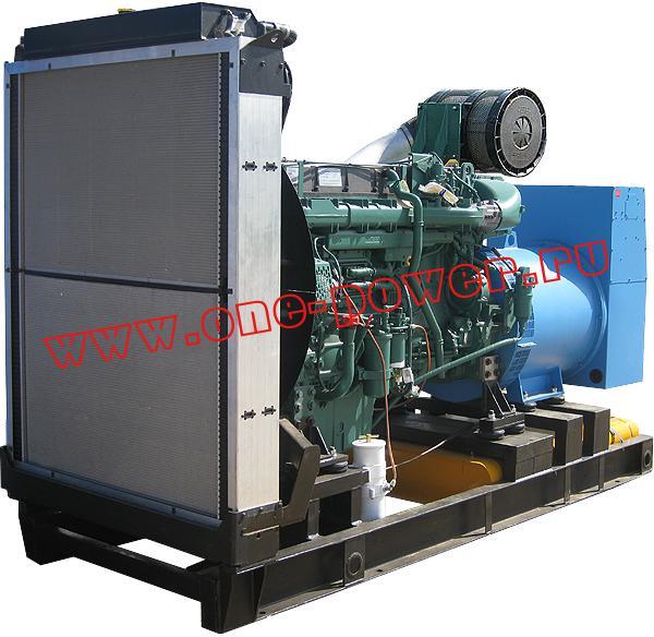 Дизельная электростанция ADV-500, стационарное исполнение