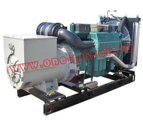 Обновление цен на дизельные электростанции ADV