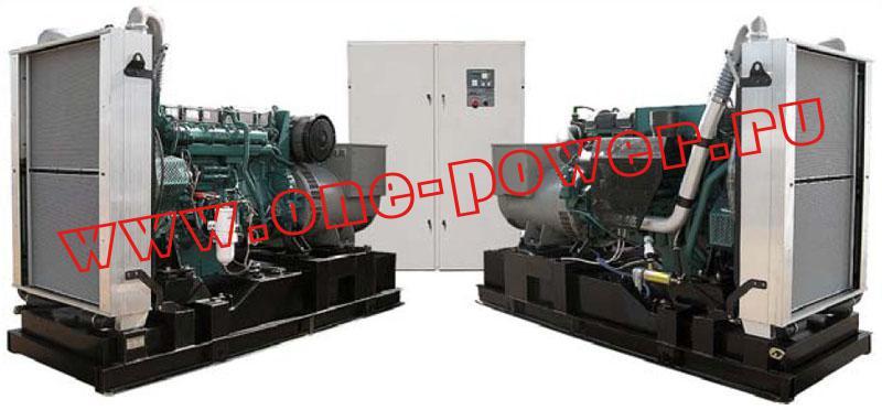 Дизельная электростанция ADV-920 (920 кВт)