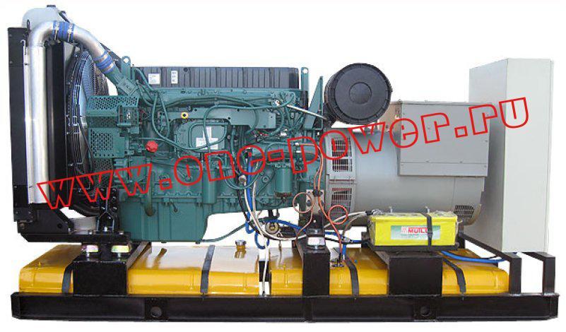 Дизельная электростанция ADV-220 (200 кВт)