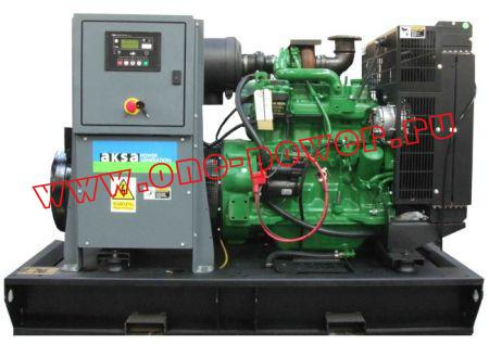 Дизельный генератор Aksa AJD-33