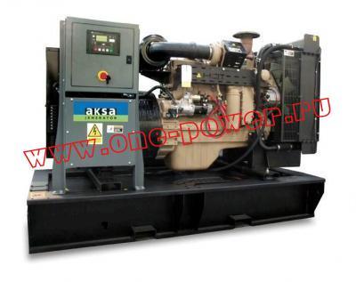 Дизельные генераторы Aksa можно купить на сайте one-power.