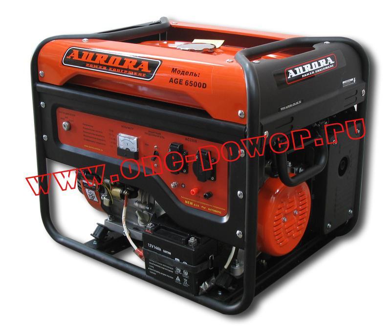Aurora AGE 6500 D