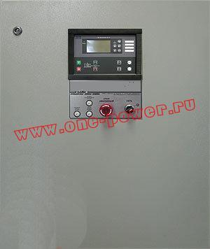 Система управления электроагрегатом микропроцессорная серии СУЭМ ХХХ-1