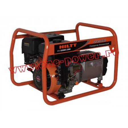 Бензиновый генератор Hiltt GF 6500 BE