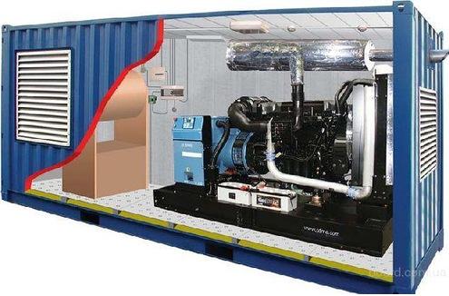 Снижение цен на контейнеры для дизельных генераторов.