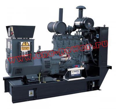 Дизельный генератор Ricardo АД 50-Т400-1РКМ