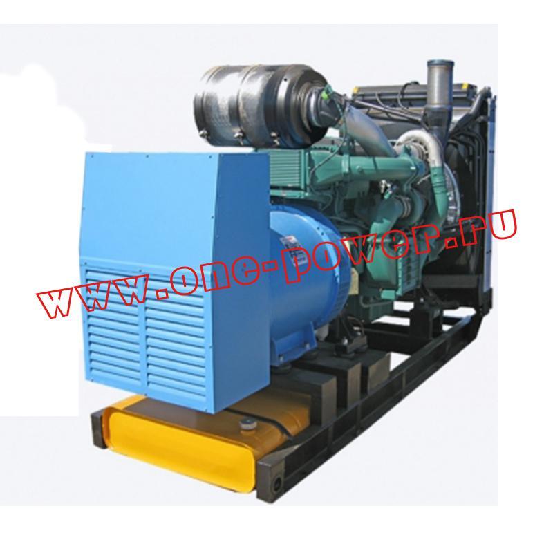 Дизельная электростанция ADV-1000 (1000 кВт)