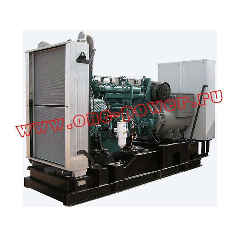 Дизельная электростанция ADV-460 (460 кВт)