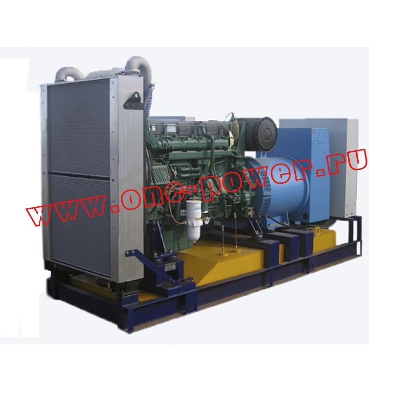 Дизельная электростанция ADV-800 (800 кВт)