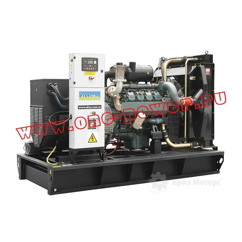 Дизельный генератор Aksa AD-700DD