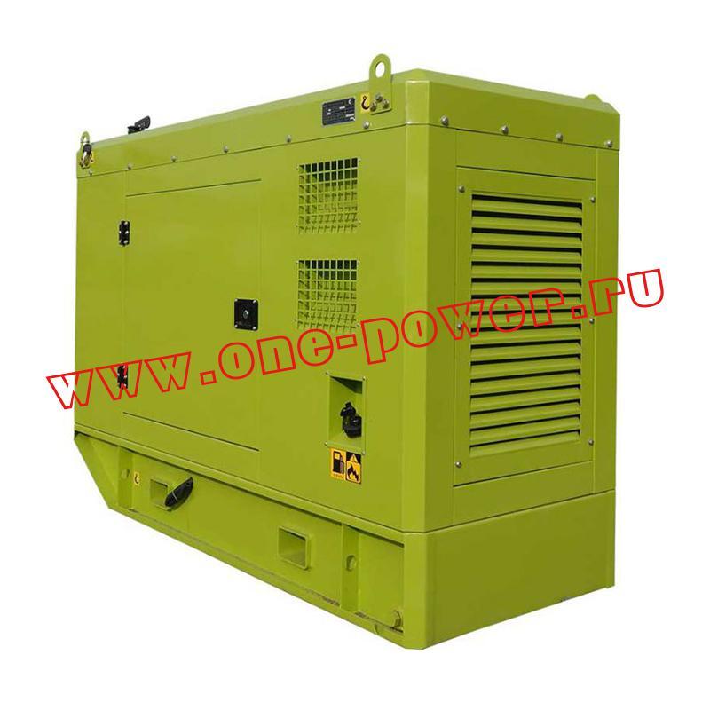 Дизельный генератор АД 20 RICARDO 20 кВт еврокожух