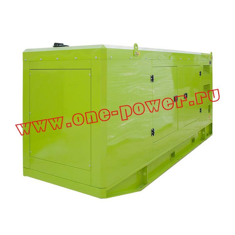 Дизельный генератор АД 200 RICARDO 200 кВт еврокожух