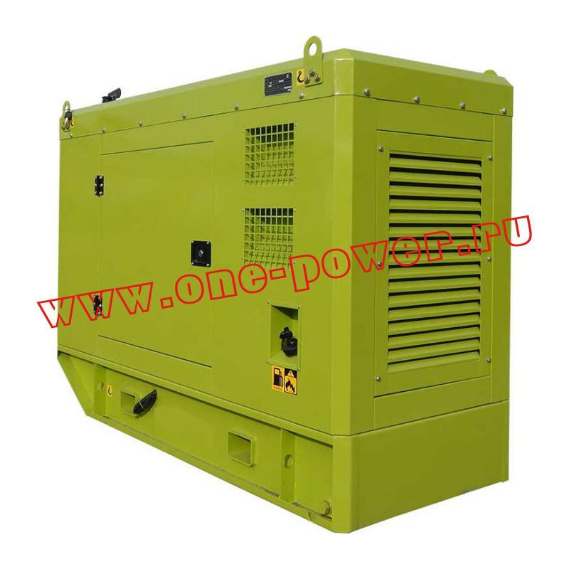Дизельный генератор АД 25 RICARDO 25 кВт еврокожух