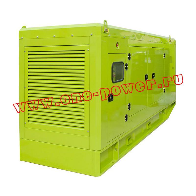 Дизельный генератор АД 250 RICARDO 250 кВт еврокожух