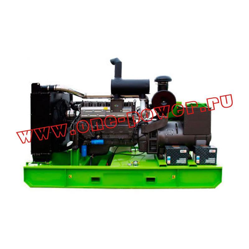 Дизельный генератор АД 300 RICARDO 300 кВт