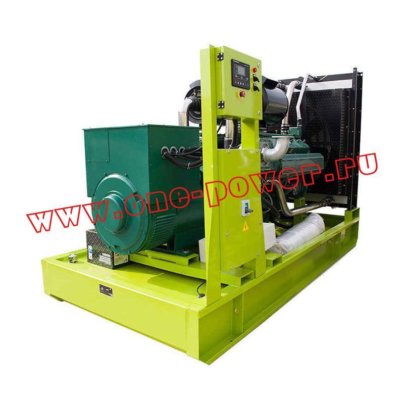 Дизельный генератор АД 400 RICARDO 400 кВт