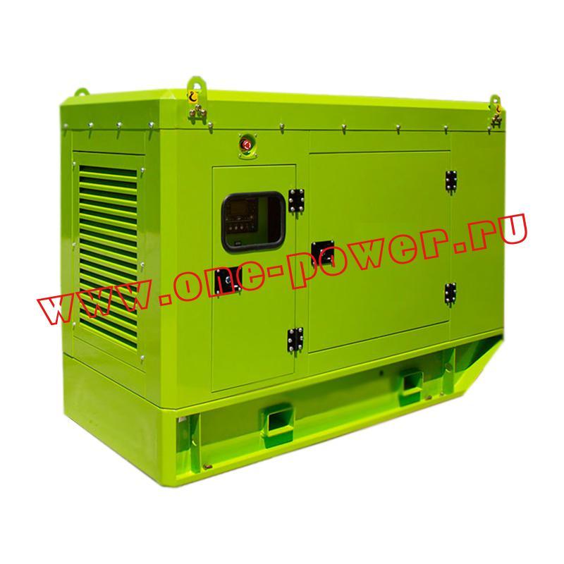 Дизельный генератор АД 450 RICARDO 450 кВт еврокожух