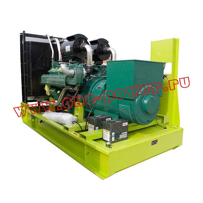 Дизельный генератор АД 500 RICARDO 500 кВт