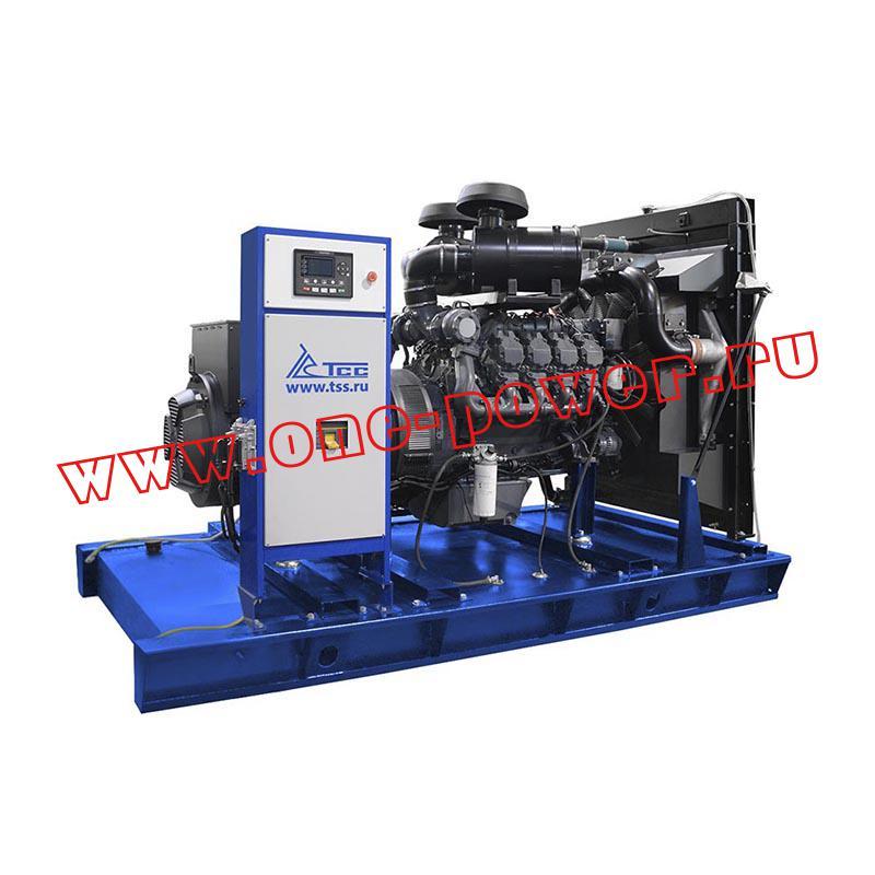 Дизельный генератор TSS TDZ 550TS серии Premium