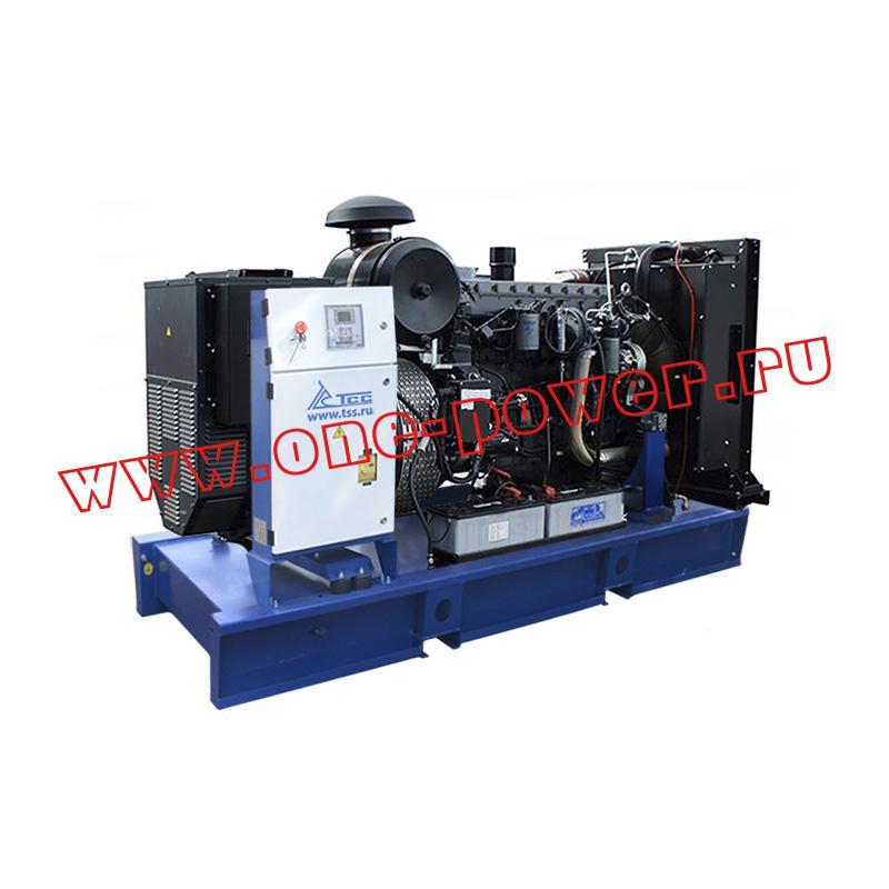 Дизельный генератор TSS TFI 385TS серии Premium