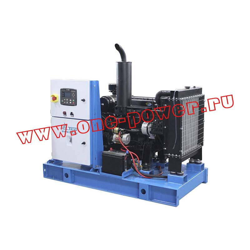 Дизельный генератор TSS TTD 14TS серии Standart