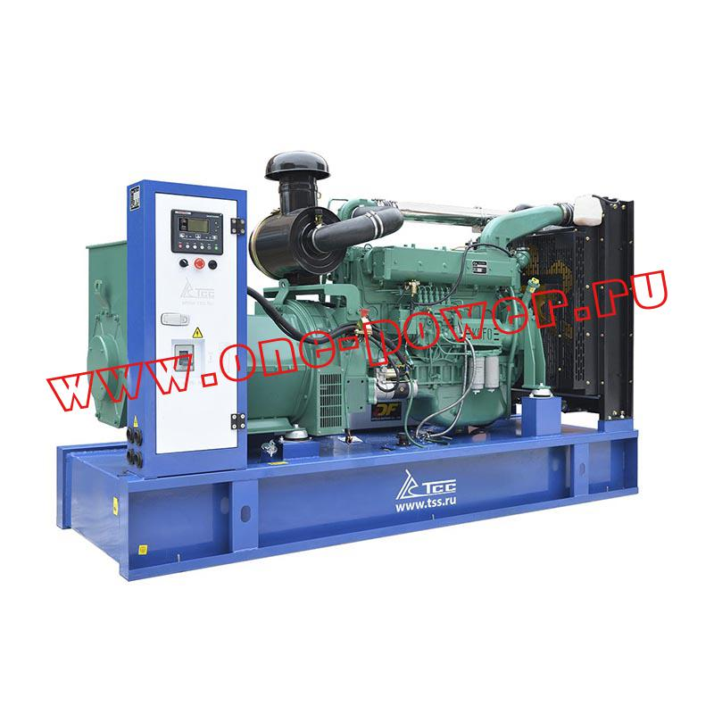 Дизельный генератор TSS TTD 280TS серии Standart