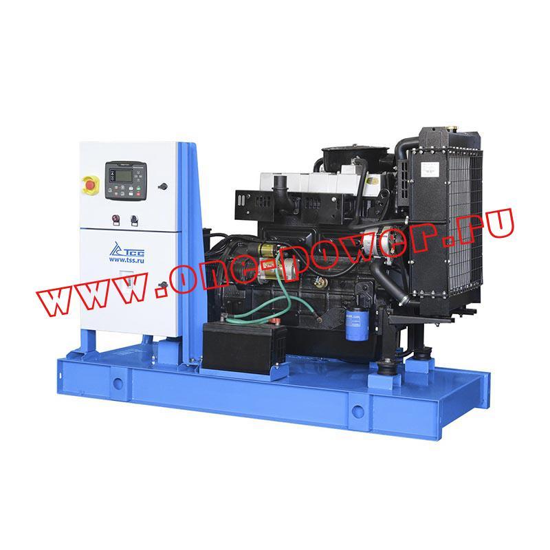 Дизельный генератор TSS TTD 28TS серии Standart