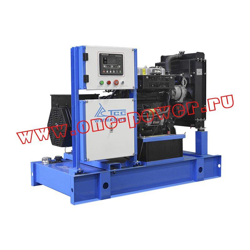 Дизельный генератор TSS TTD 33TS серии Standart