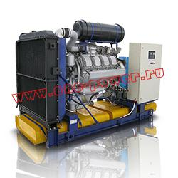 Дизельные электростанции от 200 кВт до 500 кВт