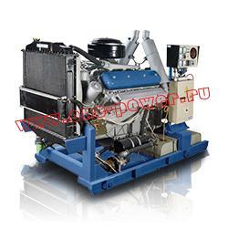 Дизельные генераторы от 50 кВт до 100 кВт