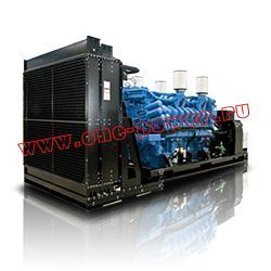 Дизельные генераторы от 500 кВт и выше