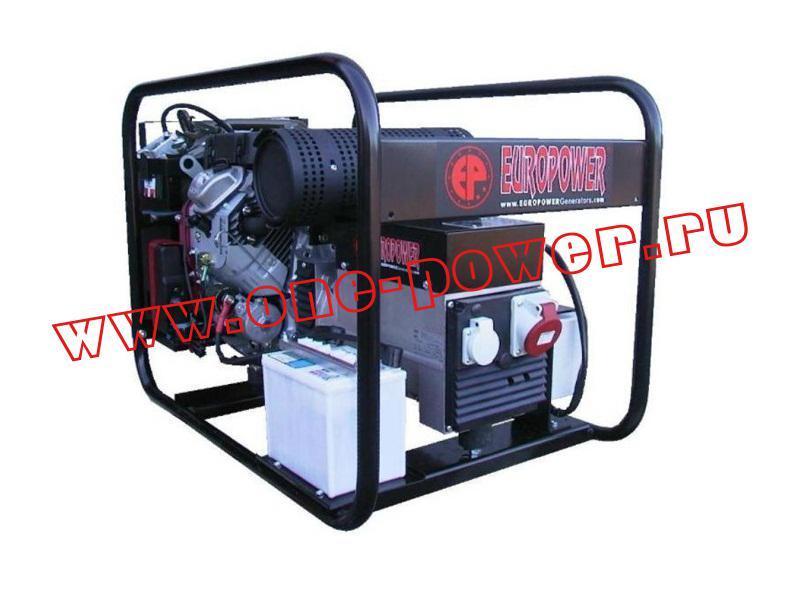 Бензиновый генератор  Europower EP10000Е