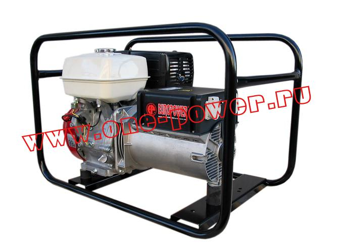 Бензиновый генератор  Europower ЕР4100E