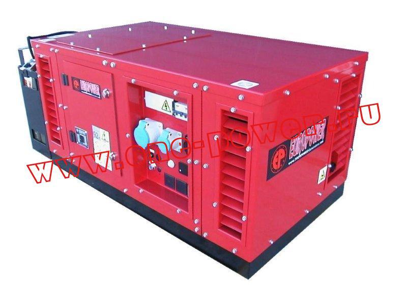 Бензиновый генератор  Europower EPS12000Е
