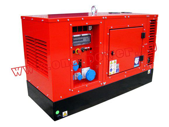 Дизельная электростанция  Europower EPS8DE