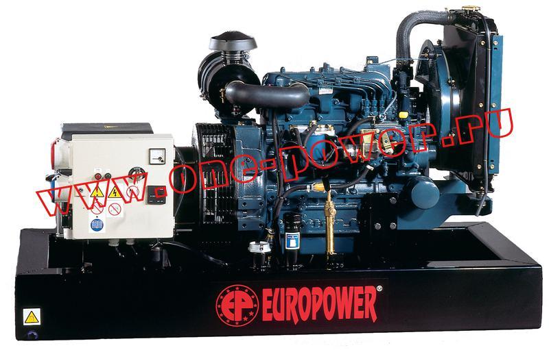 Электростанция  Europower EP 60 TDE