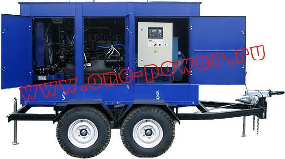 Дизельная электростанция АД-100 ММЗ (100 кВт), фото 4