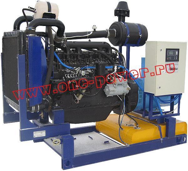 Дизельная электростанция АД-100 ММЗ (100 кВт), фото 5