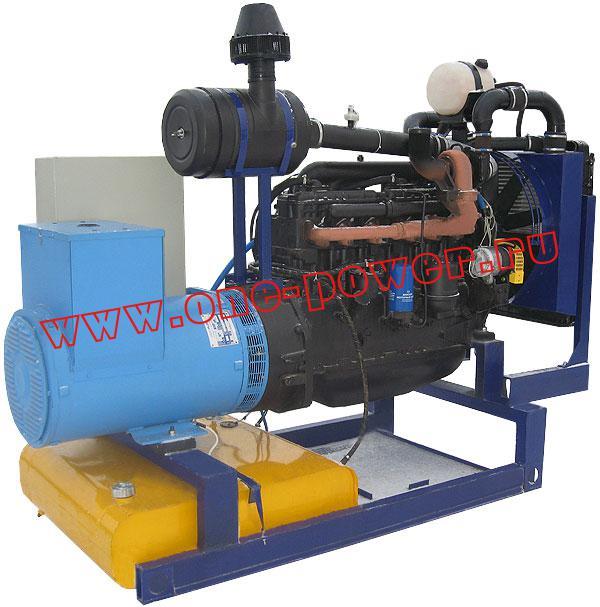 Дизельная электростанция АД-100 ММЗ (100 кВт), фото 6