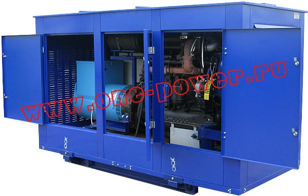 Дизельная электростанция АД-100 ММЗ (100 кВт), фото 8
