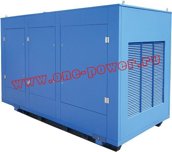 Дизельная электростанция АД-100 ЯМЗ (100 кВт), фото 3