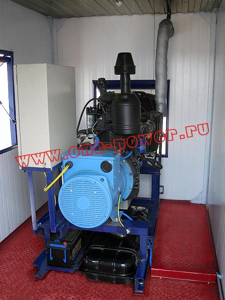 Дизельная электростанция АД-12 (12 кВт), фото 3