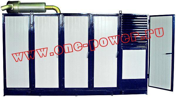 Дизельная электростанция АД-150 в контейнере купить по цене производителя, наличие на складе, доставка по России.