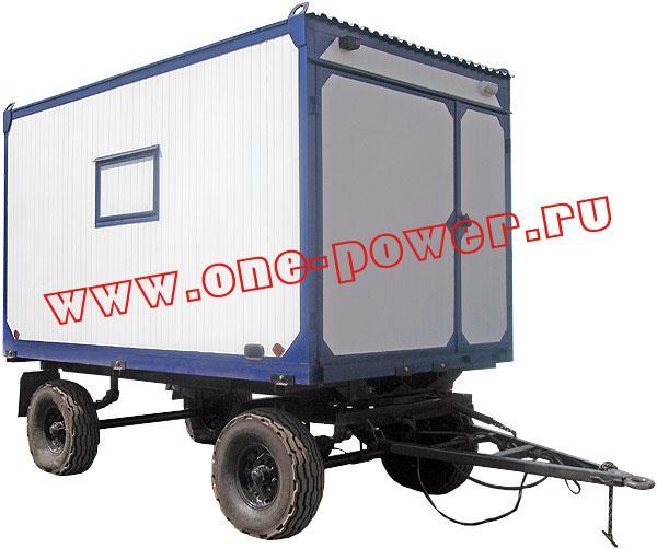 Дизельная электростанция АД-150 (150 кВт), фото 2