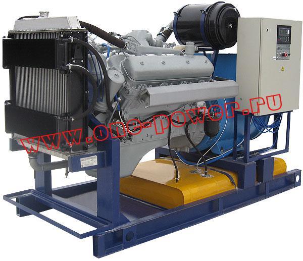 Дизельная электростанция АД-150 (150 кВт), фото 3
