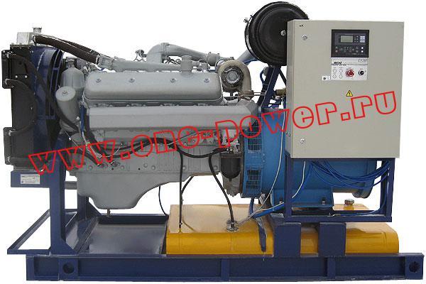 Дизельная электростанция АД-150 (150 кВт), фото 4
