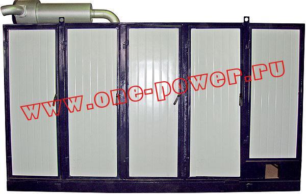Дизельная электростанция АД-200 в контейнере по низкой цене